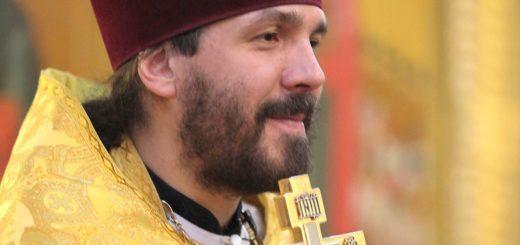 Протоиерей Евгений Попиченко (Екатеринбург)