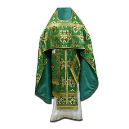 церковное облачение - цвет зеленый