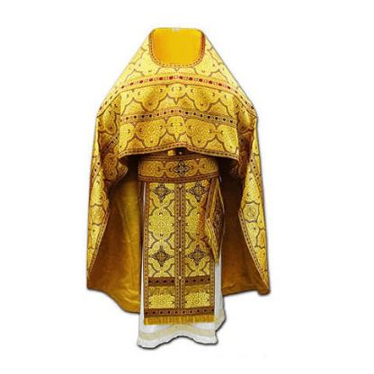 церковное облачение - цвет желтый