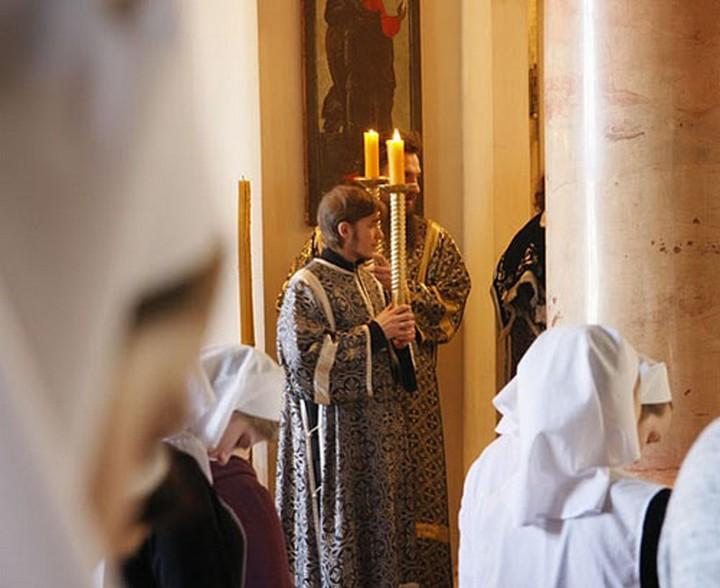 Что такое Литургия Преждеосвященных Даров